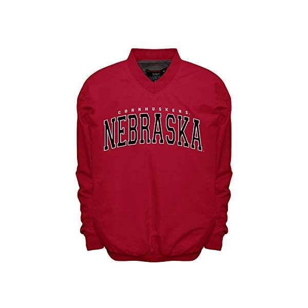 MTC Marketing NCAA Mens NCAA Mens Franchise Club Members Windshell Pullover