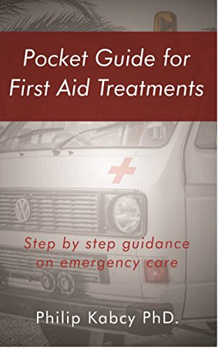 Pocket guide for first Aid treatments by [Kabcy PhD, Philip]