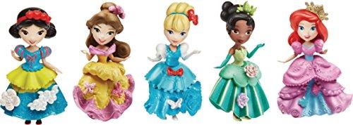 디즈니 프린세스 리틀 킹덤 돌 반짝반짝 드레스 콜렉션