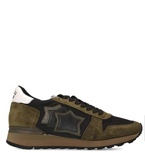Stars Uomo verde Argonanynosm Camoscio Sneakers Atlantic Nero HqS4F7w