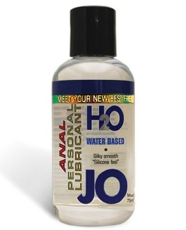 System jo anal h2o lubricant - 4.5 oz (Pack Of 2)