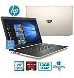 """HP 17-BY0012 Intel i5-8250U 12GB 1TB HDD 17.3"""" HD+ Touch WLED Radeon 2GB"""