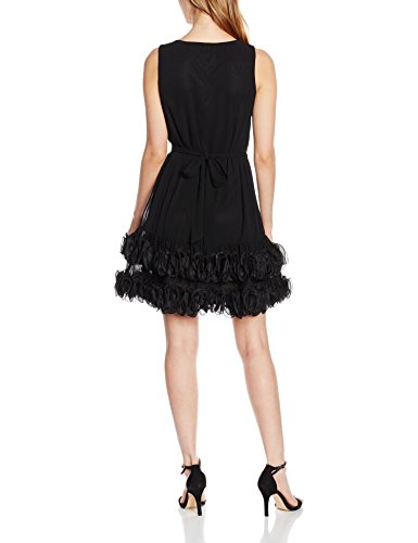 Para Bracken Molly Vestido Negro Mujer black q8gwSP