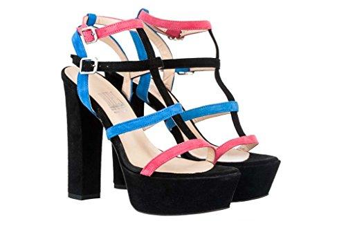 in shoes de 442 mujer vestir 55 Zapatos para verano sandalias Ripa made Italy qFwqzUgZ