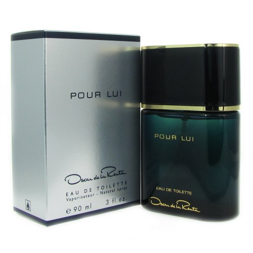 Oscar De La Renta Oscar Pour Lui for Men Eau De Toilette Spray, 3.0 Ounce