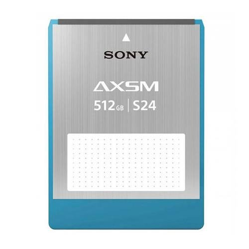 Sony AXS512S24 AXS Memory Card for AXS-R5 Recording System