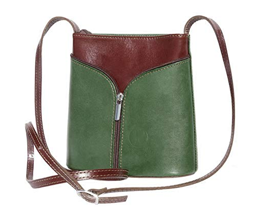 - JAENIS NICHOLE-Crossbody bags for women, Genuine Leather Purses and Handbags Crossbody Bags Over the Shoulder Small Purses