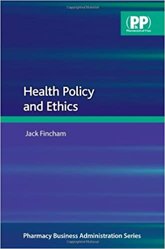 Book Health Policy and Ethics (Pharmacy Business Administration) by Jack E. Fincham (2011-06-06)