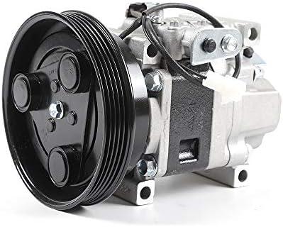Automotive Compressors AC Compressor & A/C Clutch CO 10763RK Fit ...