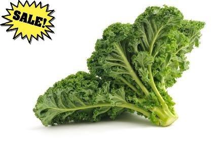 Bulk Organic Kale Seeds (1/2 lb)