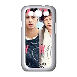 1D Samsung Galaxy S3 9300 Cell Phone Case White JU0997773