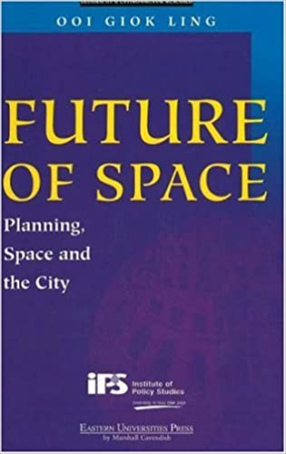 Book Future of Space: Planning, Space and the City