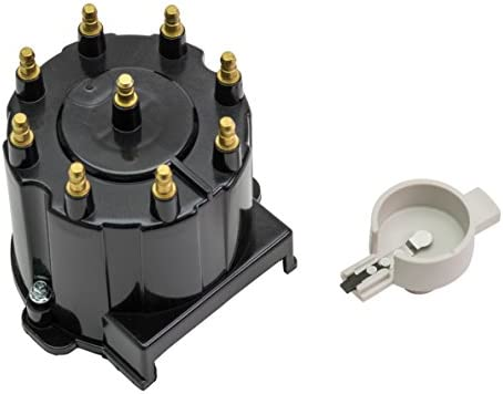 Quicksilver 808483Q1 Distributor Cap Kit - Marinized V-8 Engines by General Motors with Delco HEI Ignition Systems