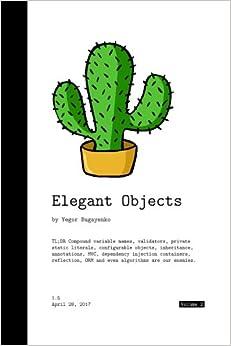 Elegant Objects (Volume 2)