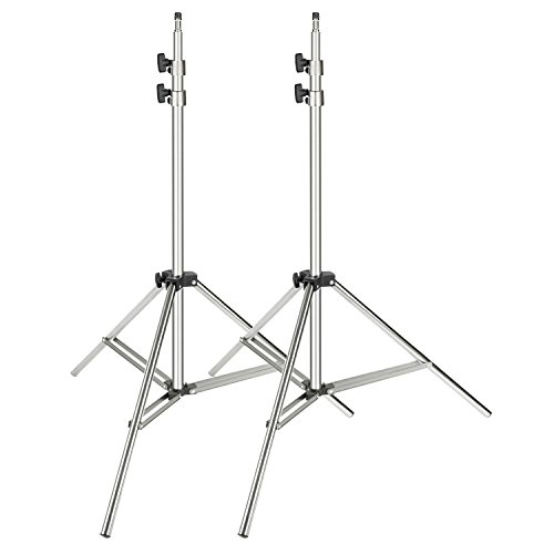 Neewer Light Stand (Stainless Steel) ()