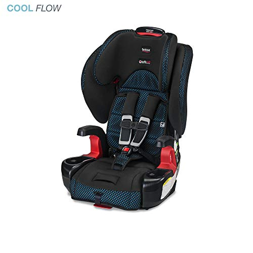 Britax Frontier ClickTight Harness-2-Booster Car Seat, Cool Flow Teal
