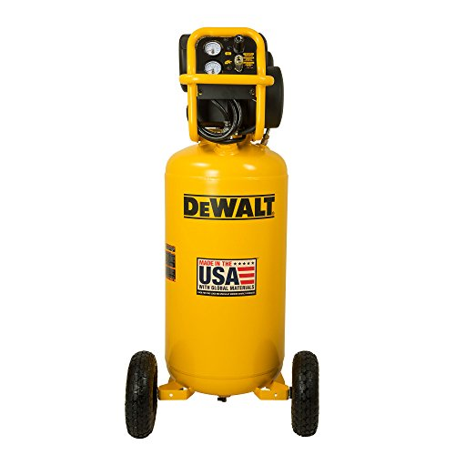 DEWALT DXCM271.COM 27 Gal. 200 PSI Portable Air Compressor