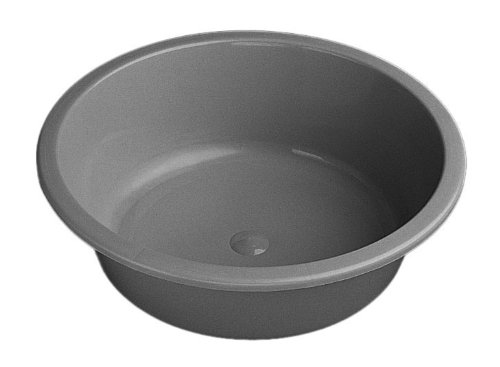 Medline DYND80317 Plastic Washbasins, 5 quart (Pack of 50) by Medline