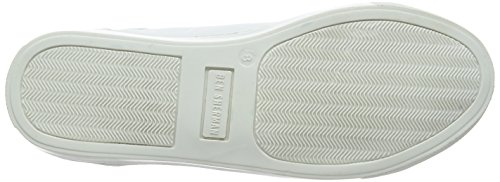 Ben Sherman Herren Tredegar Low-Top Weiß (Off White)