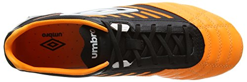 Umbro Men's Medusæ Pro Hg Football Boots Orange (Epy Orange Pop/White/Black) 7kaYSVMe