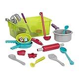 kitchen accessories toys - Battat Cookware Kitchen Accessories Toy Playset (21 pieces)