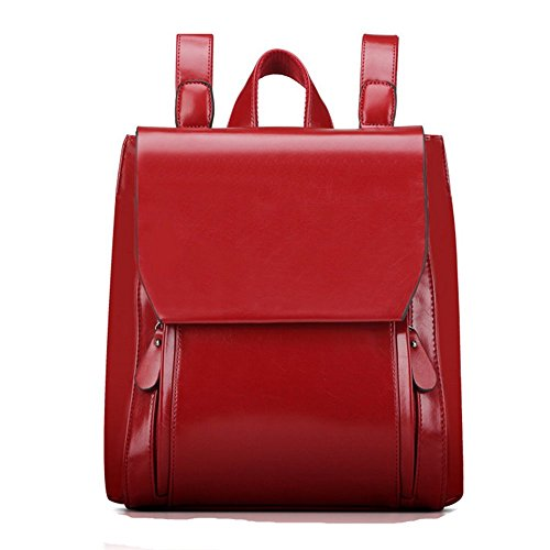 Eysee - Red Wine Bag Backpack Woman