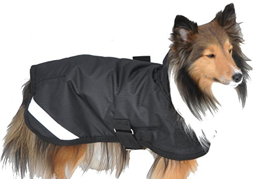 Pet Therapy 107225 280D FIR Fleece Dog Rug/Coat with Hood, X-Small ()