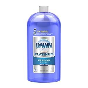 Dawn Direct Foam Dishwashing Foam, Refill, Fresh Rapids Scent, 30.9 Fluid Ounce Bottles (Pack of 6)