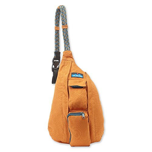 KAVU Women's Mini Rope Bag Outdoor Backpacks, One Size, Caramel