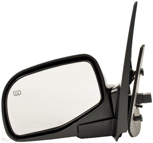 (OE Replacement Ford Explorer/Mercury Mountaineer Driver Side Mirror Outside Rear View (Partslink Number)