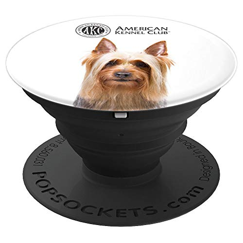 AKC Silky Terrier Photo PopSocket - PopSockets Grip and Stand for Phones and Tablets