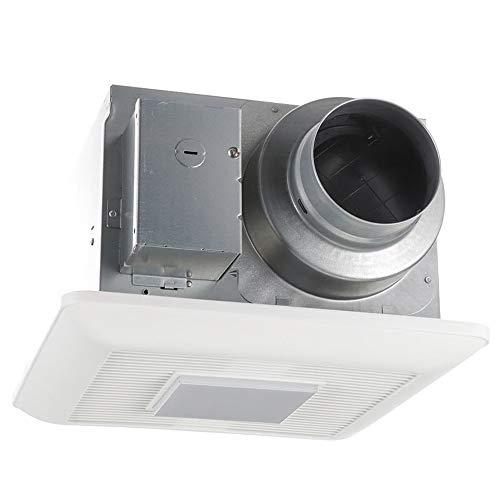 Panasonic FV-0511VQL1 WhisperCeiling Multi-Flow Bathroom Fan, White