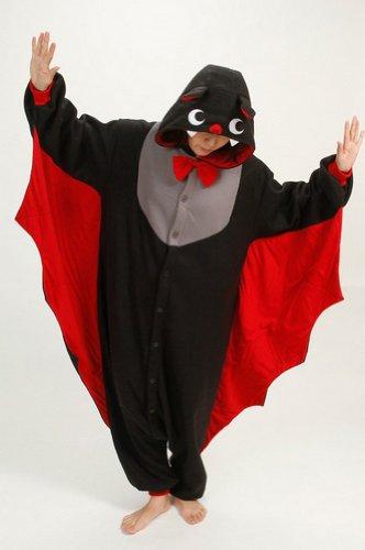 Promithi All In One Adult Unisex Animal Sleepsuit Kigurumi Cosplay Costume Womens Pajamas (L(171-180cm),