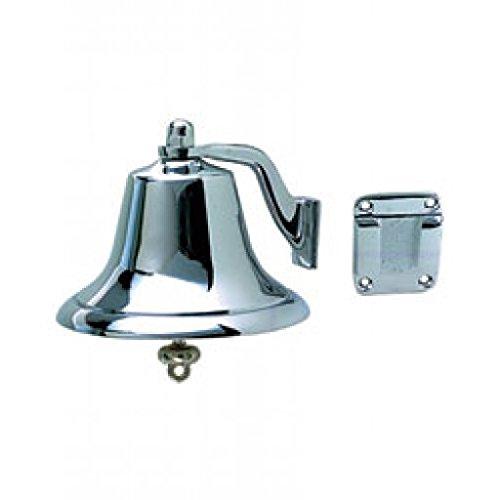 Perko Chrome Plated Bronze Fog Bell - 6'' by Perko
