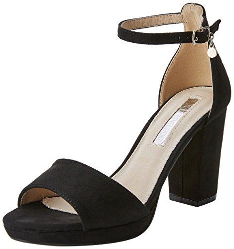 Xti Femme Escarpins Bride 30686 Black Noir Cheville OqOr7xCw