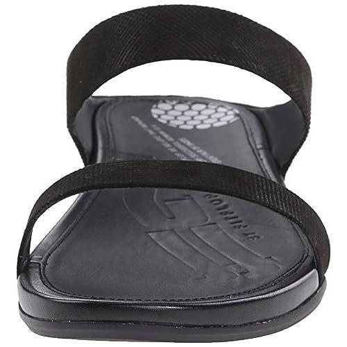 3f8f49928 FitFlop Women s Banda Opul Slide Dress Sandal best - appleshack.com.au