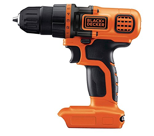 Black & Decker LDX120 Cordless Lithium-Ion Drill Driver 20 Volt MAX (BARE TOOL) Without battery - Cordless Drill Driver 20v