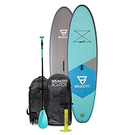 BRUNOTTI Big Bastard iSUP Stand Up Paddle Tabla de surf SUP ...