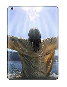 For IeY1274aAwc Scratchresistant Jesus Baptism Protective Cases Covers Skin/ipad Air Cases Covers
