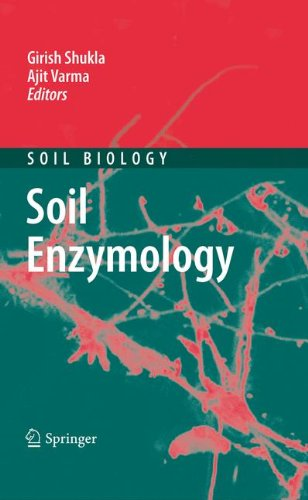 Soil Enzymology (Soil Biology) by Shukla Girish Varma Ajit