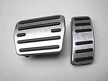 Fußpedal Pedalkappen Auto Pedale Abdeckung Aluminiumlegierung Gummi Für Golf 7 2013 2018 Pedal Auto