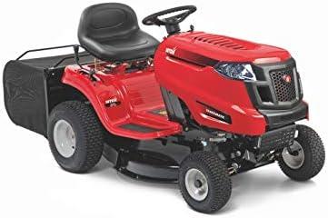 MTD RC125 Tractor cortacésped Smart RC 125 Trabajo para un jardín de 2.000 m2, Rojo: Amazon.es: Jardín