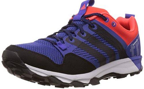 Scarpe Adidas Performance Mens Kanadia 7 Tr M Scarpe Da Trail Running Blu / Nero / Arancione