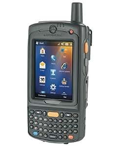 "Zebra MC75A 3.5"" 640 x 480Pixeles Pantalla táctil 398g Negro ordenador móvil industrial - PDA (8,89 cm (3.5""), 640 x 480 Pixeles, 256 MB, RAM, 1024 MB, 32 GB)"
