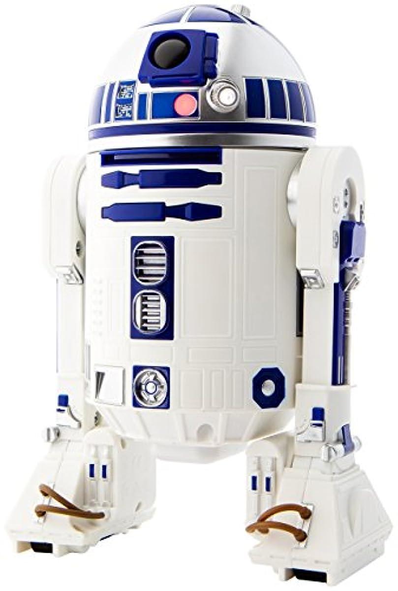 [해외] SPHERO 스타워즈 R2-D2 APP-ENABLED DROID 【일본 정규 대리점품】 R201JPN