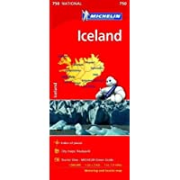 Iceland. 1:500.000