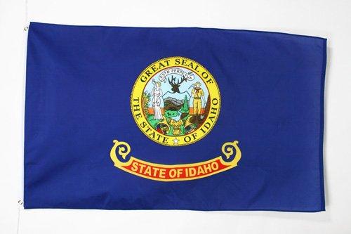 IDAHO FLAG 2' x 3' - US STATE OF IDAHO FLAGS 60 x 90 cm - BANNER 2x3 ft - AZ FLAG