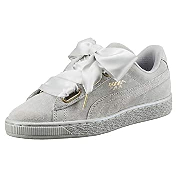 nouvelle collection 8bedd da562 Puma Suede Heart Satin 7: Amazon.fr: Sports et Loisirs