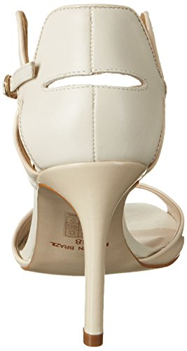 Femme Cheville Bclassyx 2012 Ivory 1243 Nude Multicolore BX Bronx Bride qwISZxOTX