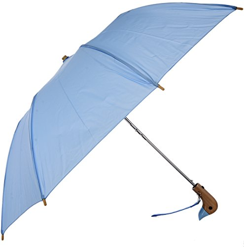 Vista Fashion Duck Handle Umbrella Sky Blue